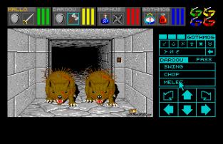 Dungeon Master Atari ST 42