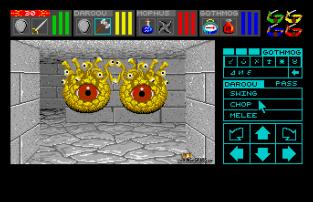 Dungeon Master Atari ST 45