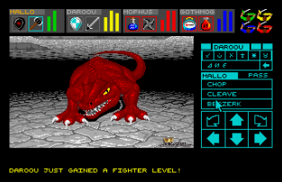 Dungeon Master Atari ST 64