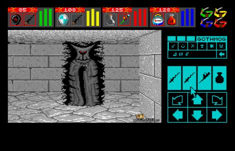 Dungeon Master Atari ST 70