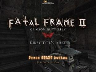 Fatal Frame 2 XBox 01