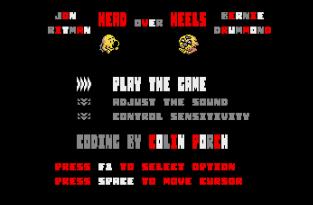 Head Over Heels Atari ST 01