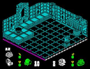 Head Over Heels ZX Spectrum 09