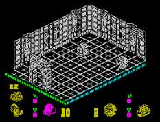 Head Over Heels ZX Spectrum 10