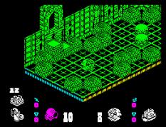 Head Over Heels ZX Spectrum 11