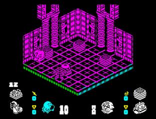 Head Over Heels ZX Spectrum 12