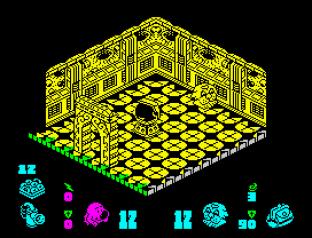 Head Over Heels ZX Spectrum 20