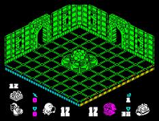 Head Over Heels ZX Spectrum 22