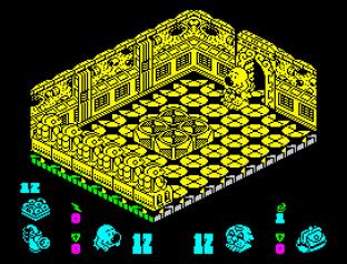 Head Over Heels ZX Spectrum 23