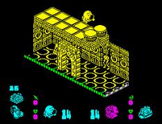 Head Over Heels ZX Spectrum 33