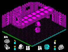 Head Over Heels ZX Spectrum 43
