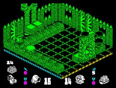 Head Over Heels ZX Spectrum 44