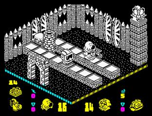 Head Over Heels ZX Spectrum 45
