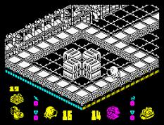 Head Over Heels ZX Spectrum 51