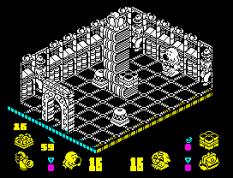 Head Over Heels ZX Spectrum 52