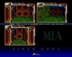 Hired Guns Amiga 11