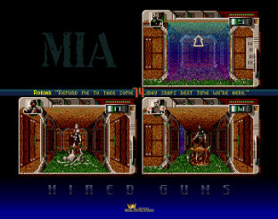 Hired Guns Amiga 23