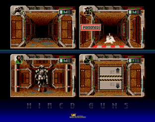 Hired Guns Amiga 31