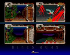 Hired Guns Amiga 33