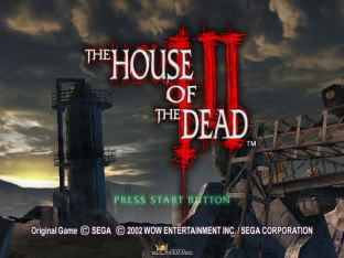 House of the Dead 3 XBox 01