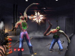 House of the Dead 3 XBox 22