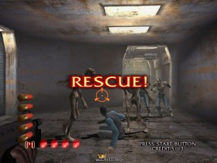 House of the Dead 3 XBox 31