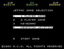 Jet Pac ZX Spectrum 02