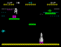 Jet Pac ZX Spectrum 06