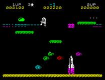 Jet Pac ZX Spectrum 07