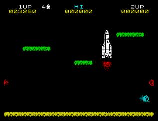 Jet Pac ZX Spectrum 11