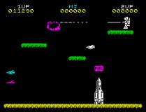 Jet Pac ZX Spectrum 16