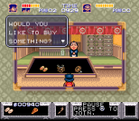 Legend of the Mystical Ninja SNES 13