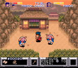 Legend of the Mystical Ninja SNES 17