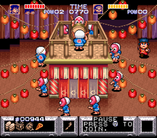 Legend of the Mystical Ninja SNES 20