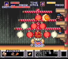 Legend of the Mystical Ninja SNES 21