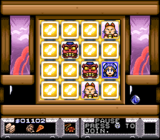 Legend of the Mystical Ninja SNES 34