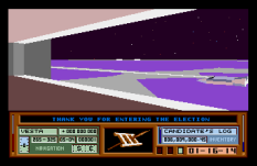 Mercenary 3 Atari ST 43