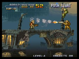 Metal Slug Neo Geo 09