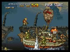 Metal Slug Neo Geo 10