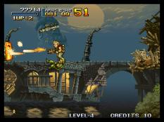 Metal Slug Neo Geo 11