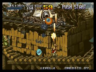 Metal Slug Neo Geo 12