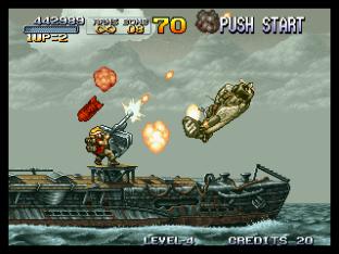 Metal Slug Neo Geo 20