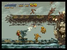 Metal Slug Neo Geo 21