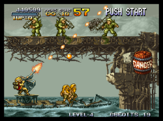 Metal Slug Neo Geo 22