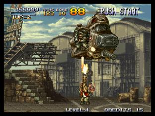 Metal Slug Neo Geo 23