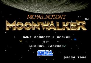 Michael Jackson's Moonwalker (1990) Arcade 01