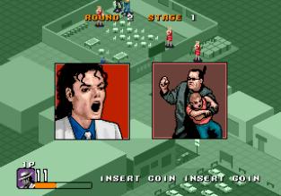 Michael Jackson's Moonwalker (1990) Arcade 09
