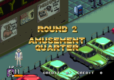 Michael Jackson's Moonwalker (1990) Arcade 10