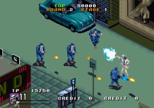 Michael Jackson's Moonwalker (1990) Arcade 12