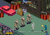 Michael Jackson's Moonwalker (1990) Arcade 14